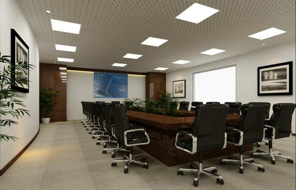 腾丰机械会议室