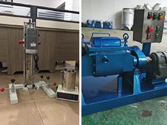实验室设备 - 捏合机与分散机