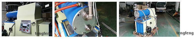 卧式砂磨机细节图